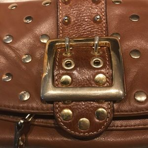 Be & D Bags - Be & D Leather Cluthch